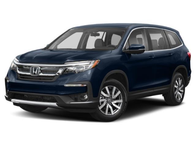 2020 Honda Pilot EX EX AWD Regular Unleaded V-6 3.5 L/212 [8]