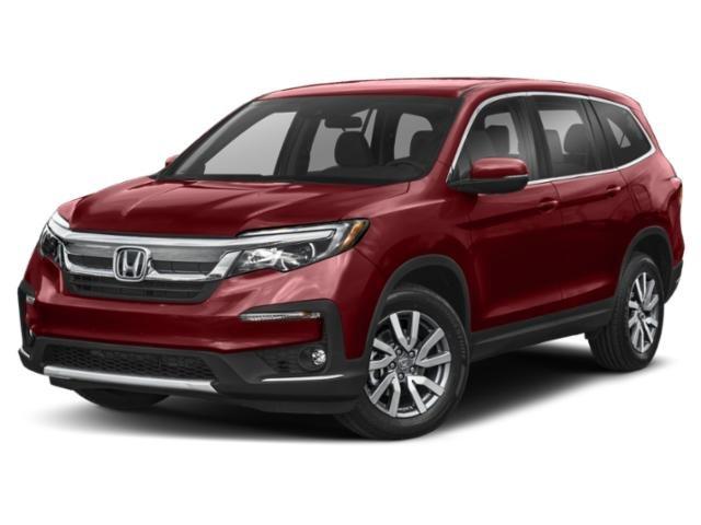 2020 Honda Pilot EX EX 2WD Regular Unleaded V-6 3.5 L/212 [2]
