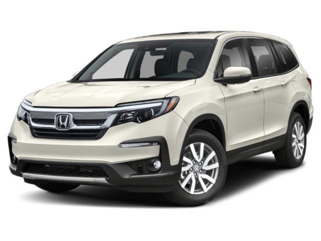 2020 Honda Pilot EX-L EX-L AWD Regular Unleaded V-6 3.5 L/212 [2]
