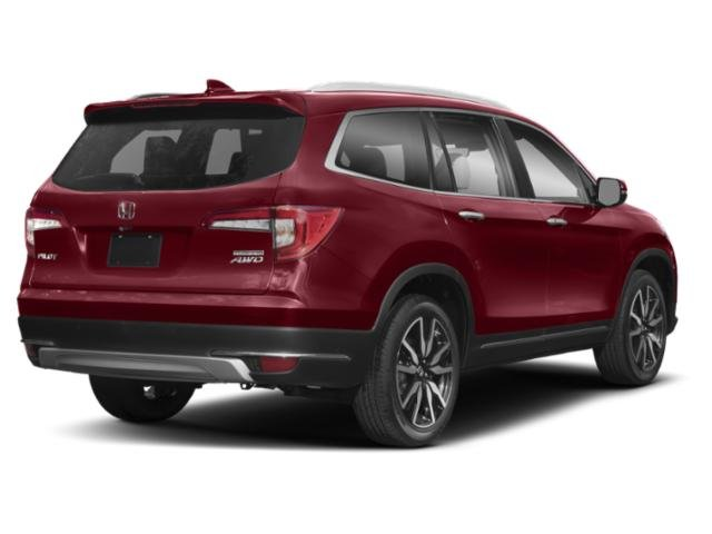 New 2020 Honda Pilot in Santa Rosa, CA