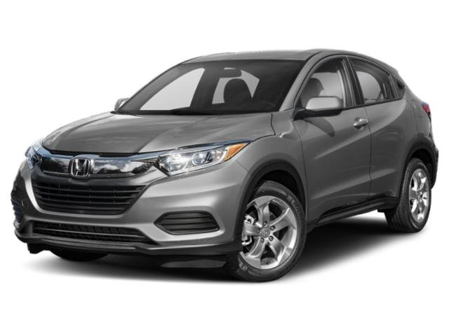 2020 Honda HR-V LX LX 2WD CVT Regular Unleaded I-4 1.8 L/110 [2]