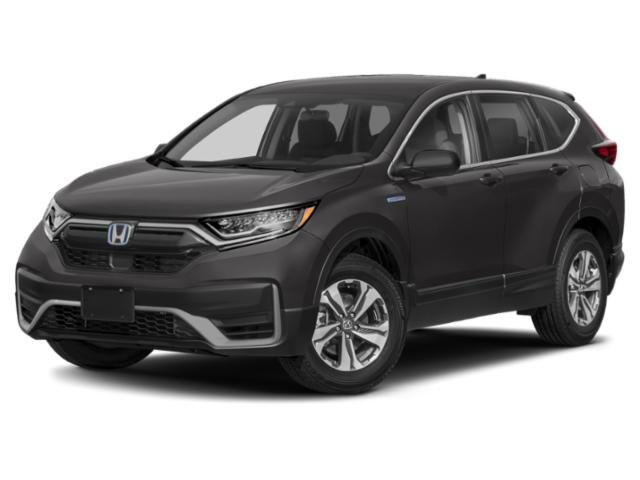 2020 Honda CR-V Hybrid LX LX AWD Gas/Electric I-4 2.0 L/122 [2]
