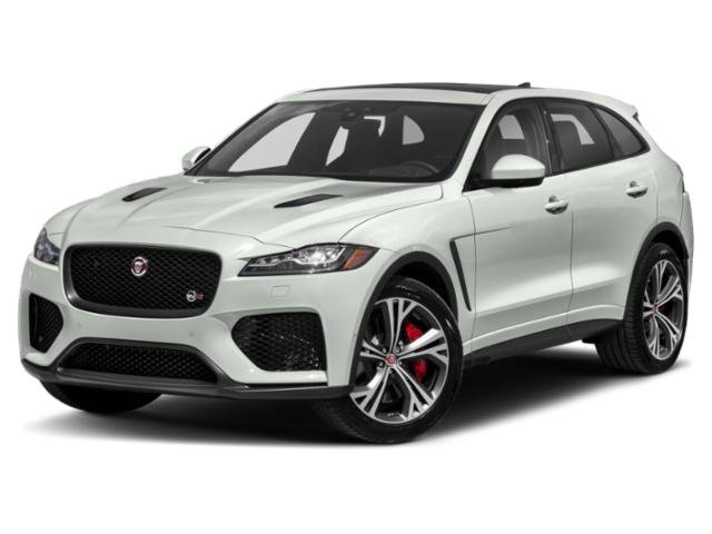 2020 Jaguar F-PACE SVR SVR AWD Intercooled Supercharger Premium Unleaded V-8 5.0 L/305 [6]