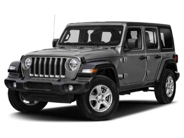 2020 Jeep Wrangler Unlimited Sport S 2