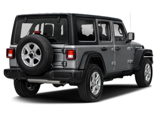 2020 Jeep Wrangler Unlimited Sport S 3