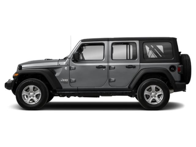 2020 Jeep Wrangler Unlimited Sport S 4