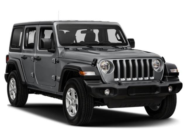 2020 Jeep Wrangler Unlimited Sport S 7