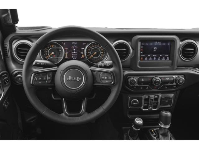 2020 Jeep Wrangler Unlimited Sport S 8