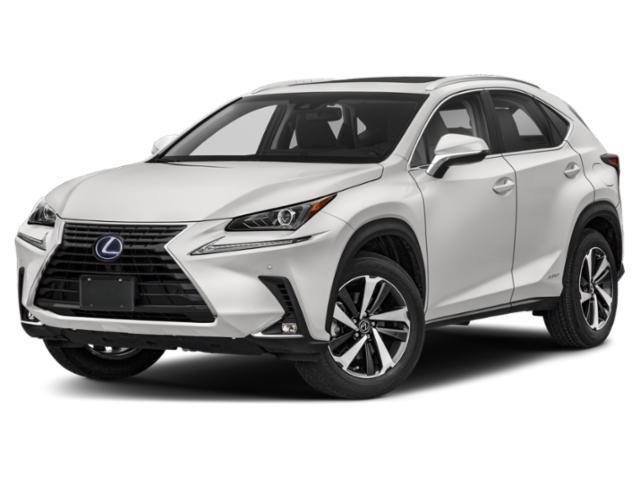 2020 Lexus NX NX 300h NX 300h AWD Gas/Electric I-4 2.5 L/152 [6]