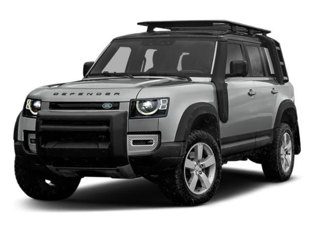 2020 Land Rover Defender First Edition 110 First Edition AWD Intercooled Turbo Gas/Electric I-6 3.0 L/183 [8]