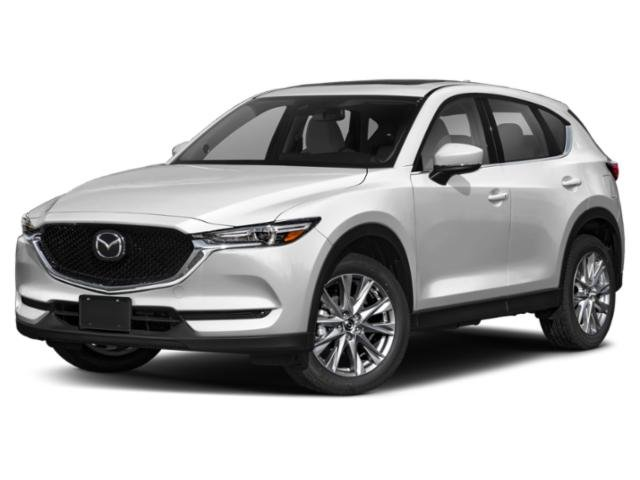 2020 Mazda CX-5 Grand Touring Grand Touring FWD Regular Unleaded I-4 2.5 L/152 [0]