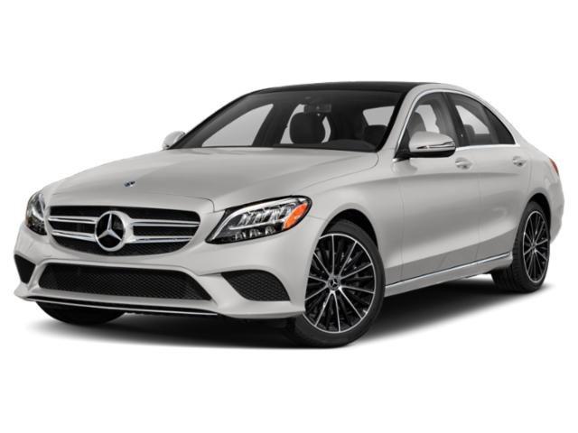 2020 Mercedes-Benz C-Class C 300 C 300 4MATIC Sedan Intercooled Turbo Premium Unleaded I-4 2.0 L/121 [6]