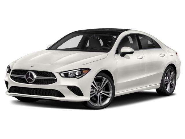 2020 Mercedes-Benz CLA CLA 250 CLA 250 Coupe Intercooled Turbo Premium Unleaded I-4 2.0 L/121 [11]