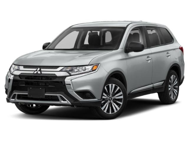2020 Mitsubishi Outlander SEL SEL S-AWC Regular Unleaded I-4 2.4 L/144 [0]