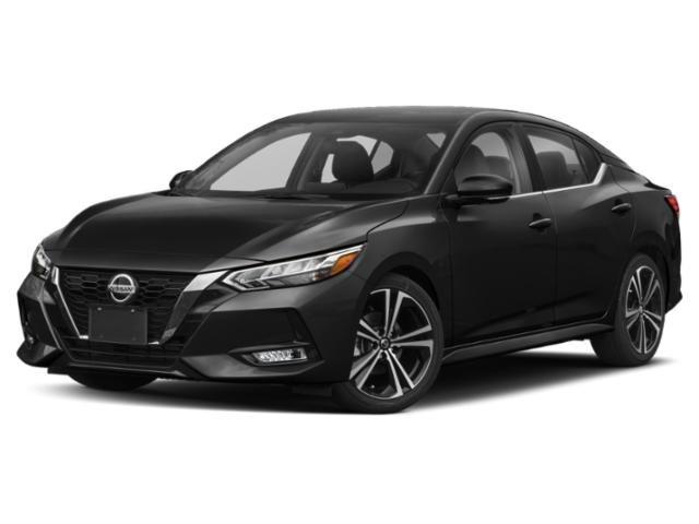 2020 Nissan Sentra  Regular Unleaded I-4 2.0 L/122 [8]