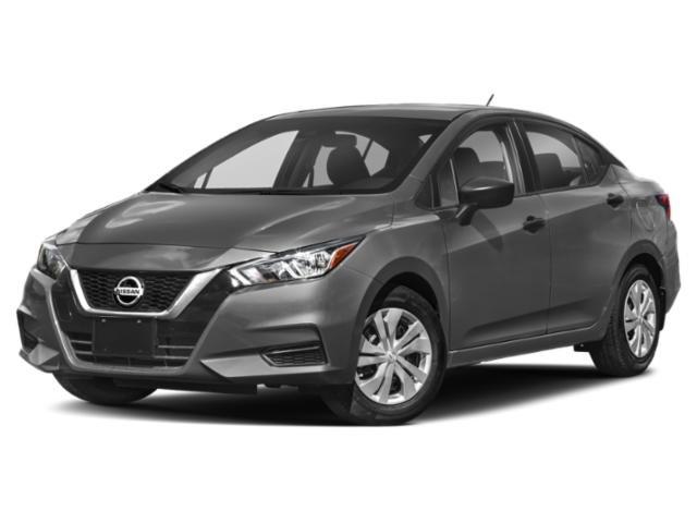2020 Nissan Versa S S CVT Regular Unleaded I-4 1.6 L/98 [13]