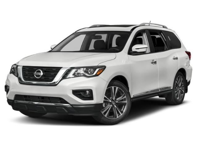 2020 Nissan Pathfinder Platinum 4x4 Platinum Regular Unleaded V-6 3.5 L/213 [3]