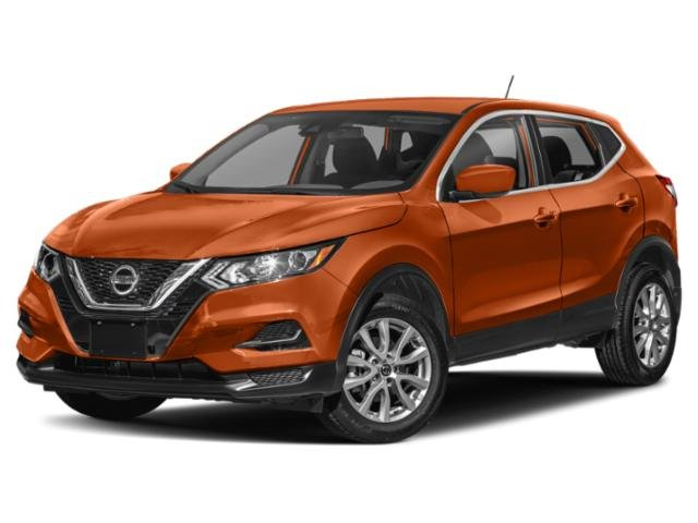 2020 Nissan Rogue Sport S FWD S Regular Unleaded I-4 2.0 L/122 [8]