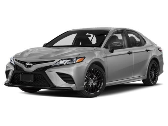 2020 Toyota Camry SE Nightshade SE Nightshade Auto AWD Regular Unleaded I-4 2.5 L/152 [9]