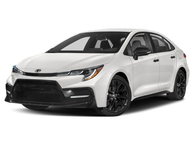 2020 Toyota Corolla Nightshade Nightshade CVT Regular Unleaded I-4 2.0 L/121 [23]