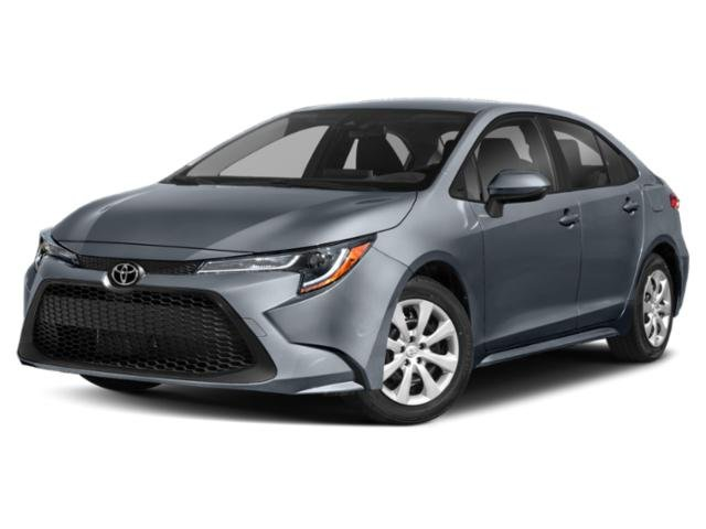 2020 Toyota Corolla LE LE CVT Regular Unleaded I-4 1.8 L/110 [4]