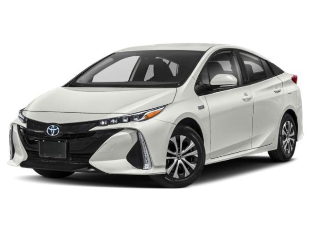 2020 Toyota Prius Prime LE LE Gas/Electric I-4 1.8 L/110 [2]