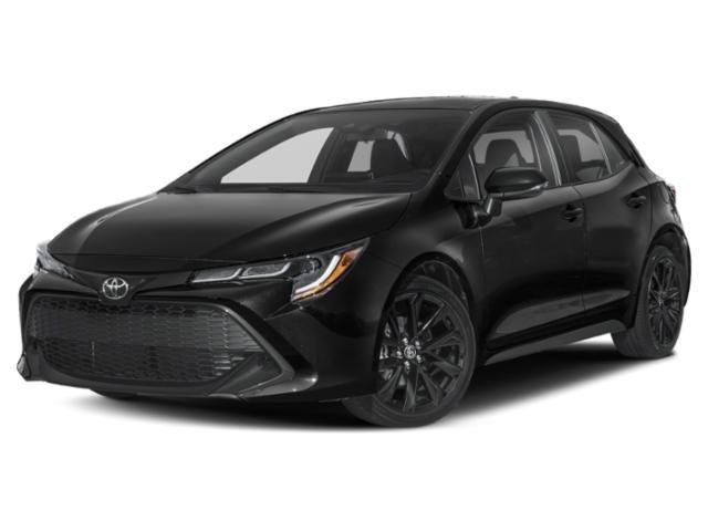 2020 Toyota Corolla Hatchback  Regular Unleaded I-4 2.0 L/121 [0]