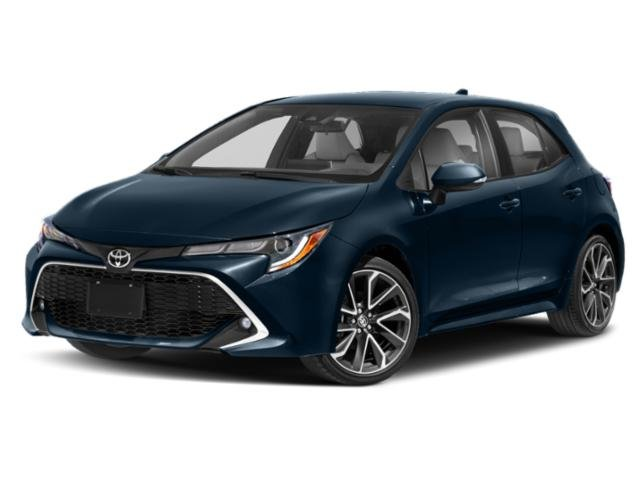 2020 Toyota Corolla Hatchback XSE XSE Manual Regular Unleaded I-4 2.0 L/121 [8]