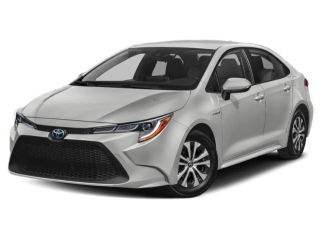 2020 Toyota Corolla Hybrid LE
