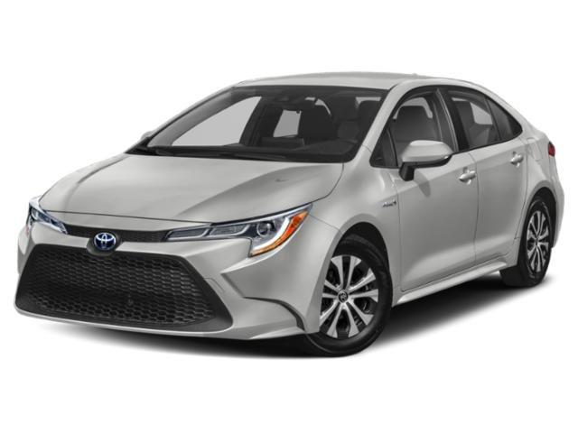 2020 Toyota Corolla Hybrid LE Hybrid LE CVT Gas/Electric I-4 1.8 L/110 [18]