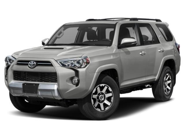 2020 Toyota 4Runner TRD Off-Road Premium TRD Off Road Premium 4WD Regular Unleaded V-6 4.0 L/241 [0]
