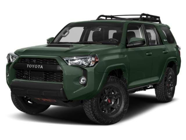 2020 Toyota 4Runner TRD Pro TRD Pro 4WD Regular Unleaded V-6 4.0 L/241 [8]
