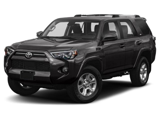 2020 Toyota 4Runner SR5 Premium SR5 Premium 4WD Regular Unleaded V-6 4.0 L/241 [0]