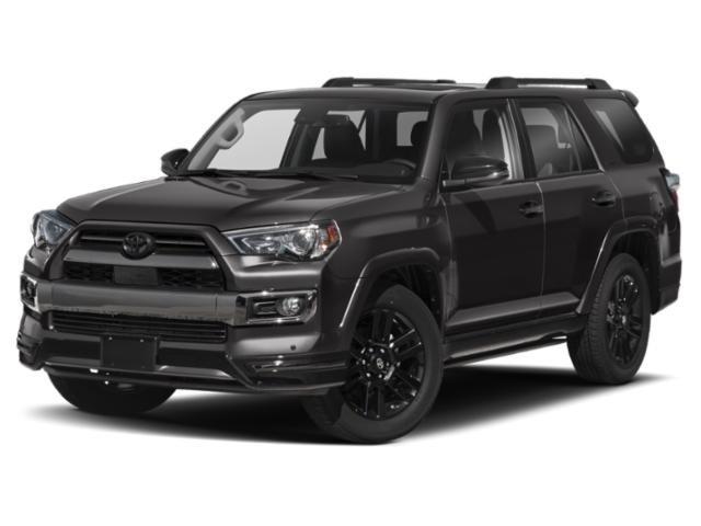 2020 Toyota 4Runner 2020 TOYOTA 4RRUNN Regular Unleaded V-6 4.0 L/241 [10]