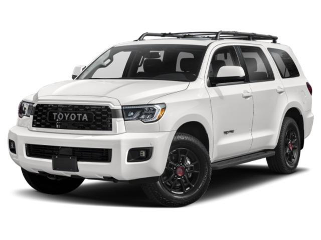 2020 Toyota Sequoia 2020 TOYOTA SEQUOI Regular Unleaded V-8 5.7 L/346 [8]