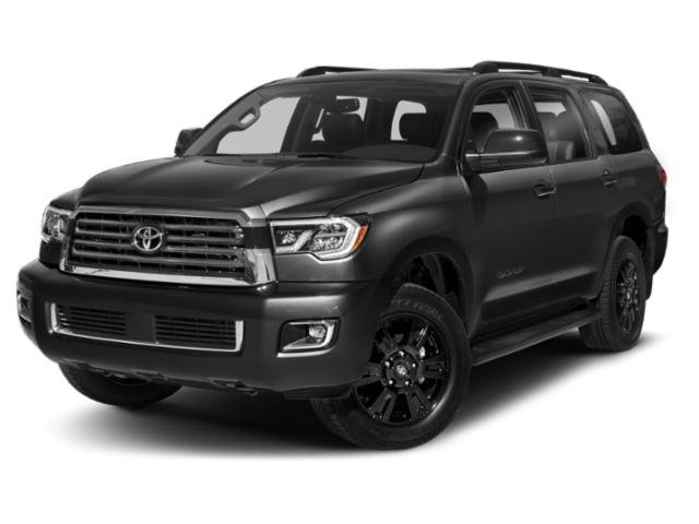 2020 Toyota Sequoia TRD Sport TRD Sport 4WD Regular Unleaded V-8 5.7 L/346 [1]