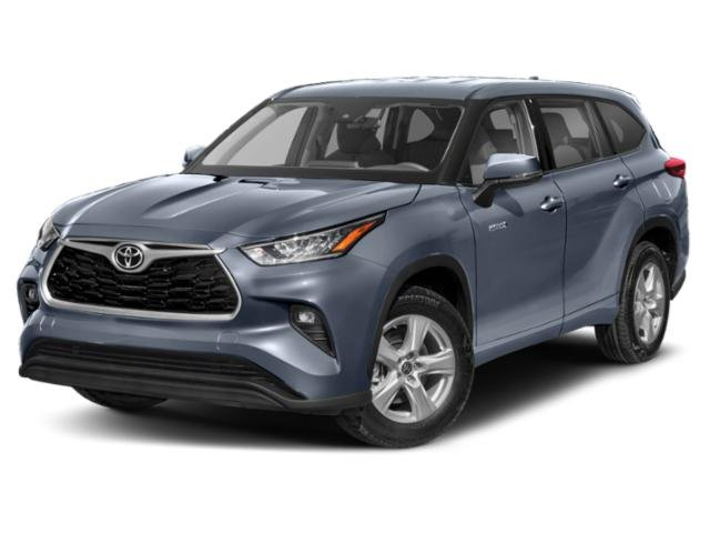 2020 Toyota Highlander Hybrid LE Hybrid LE FWD Gas/Electric I-4 2.5 L/152 [10]