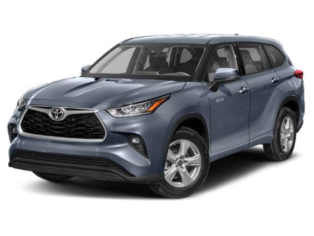 2020 Toyota Highlander Hybrid LE Hybrid LE FWD Gas/Electric I-4 2.5 L/152 [5]