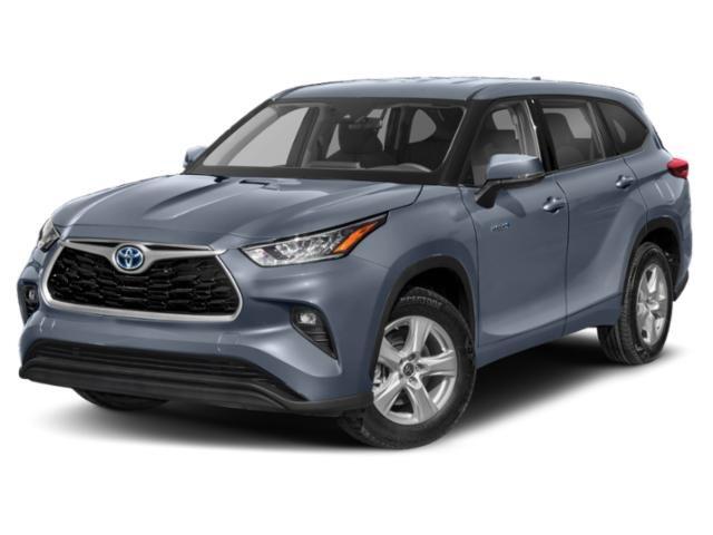 2020 Toyota Highlander Hybrid XLE Hybrid XLE AWD Gas/Electric I-4 2.5 L/152 [17]