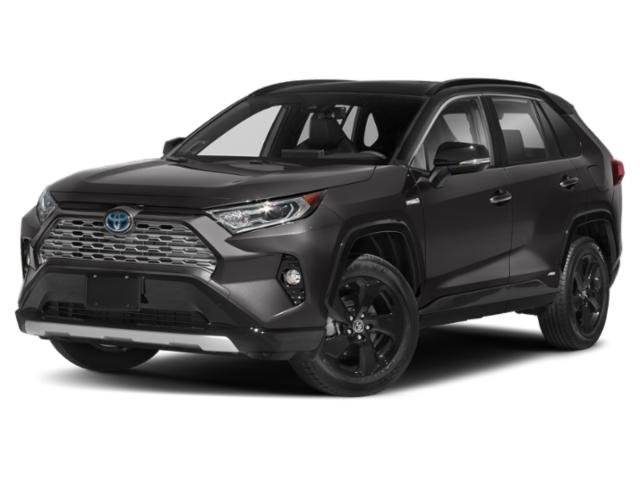 2020 Toyota RAV4 Hybrid XSE  Gas/Electric I-4 2.5 L/152 [3]