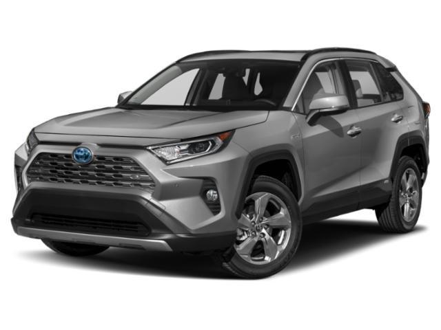 2020 Toyota Rav4 Hybrid Limited  Gas/Electric I-4 2.5 L/152 [14]