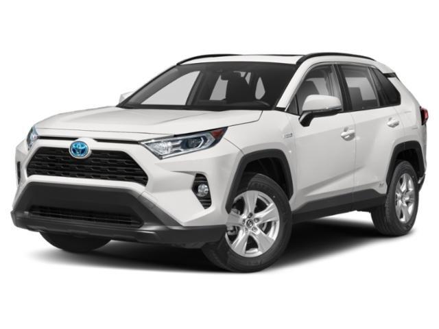 2020 Toyota RAV4 Hybrid XLE Hybrid XLE AWD Gas/Electric I-4 2.5 L/152 [8]
