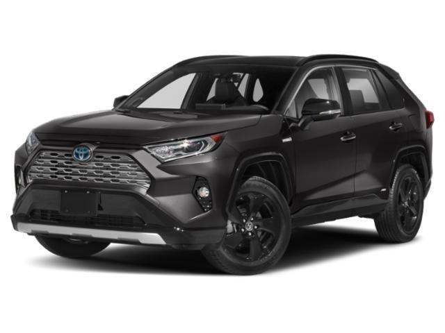 2020 Toyota RAV4 Hybrid XSE Hybrid XSE AWD Gas/Electric I-4 2.5 L/152 [8]