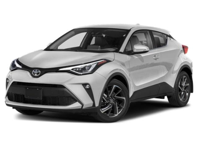 2020 Toyota C-HR LE LE FWD Regular Unleaded I-4 2.0 L/121 [2]
