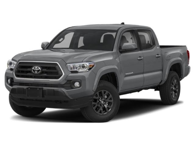 2020 Toyota Tacoma SR5 SR5 Double Cab 5' Bed I4 AT Regular Unleaded I-4 2.7 L/164 [18]