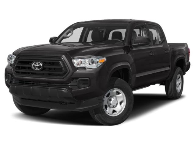 2020 Toyota Tacoma 2WD SR5 SR5 Double Cab 5′ Bed I4 AT Regular Unleaded I-4 2.7 L/164 [4]