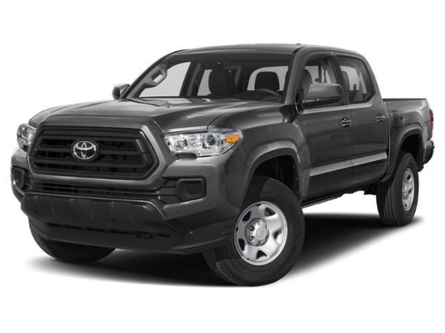 2020 Toyota Tacoma 2WD SR SR Double Cab 5' Bed I4 AT Regular Unleaded I-4 2.7 L/164 [2]