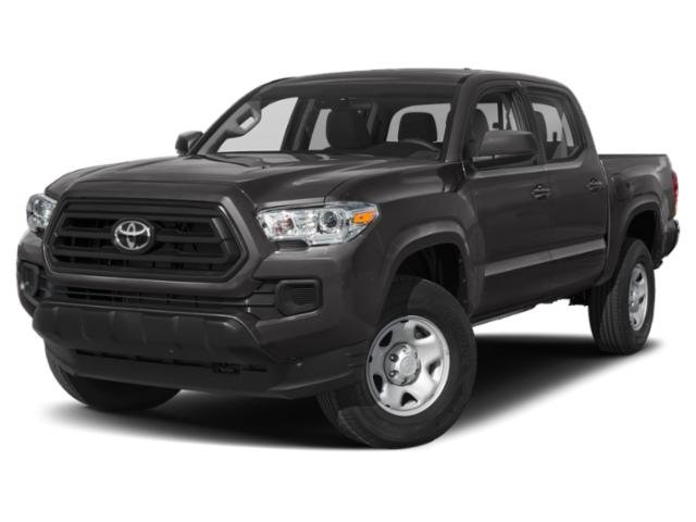 2020 Toyota Tacoma 2WD SR5 SR5 Double Cab 5′ Bed I4 AT Regular Unleaded I-4 2.7 L/164 [3]