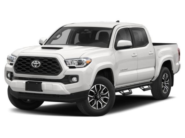2020 Toyota Tacoma 2WD  Regular Unleaded V-6 3.5 L/211 [11]