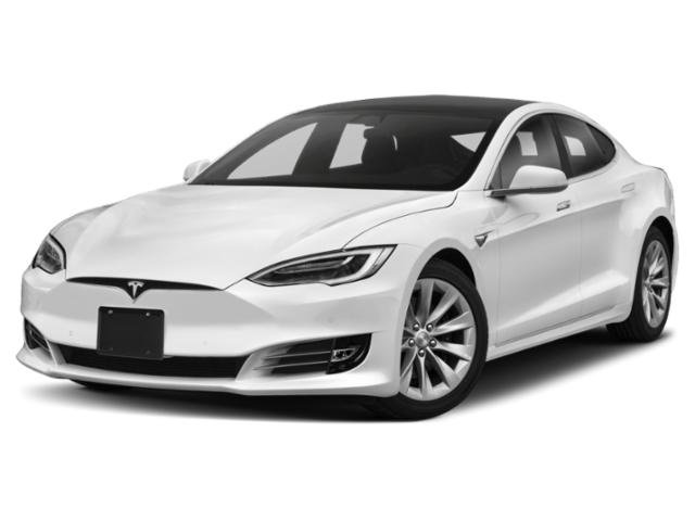 2020 Tesla Model S Long Range Long Range AWD *Ltd Avail* Electric [8]